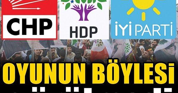 telaş: CHP ve İYİ Parti'ye dönük anket saldırısı!