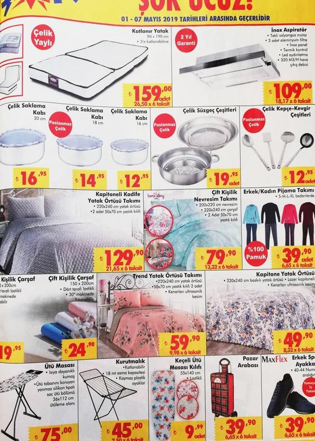 0b0a8183b5382 1 -7 Mayıs 2019 ŞOK market indirimli ürünler neler? ŞOK aktüel ürünler  indirim kataloğu yayında!