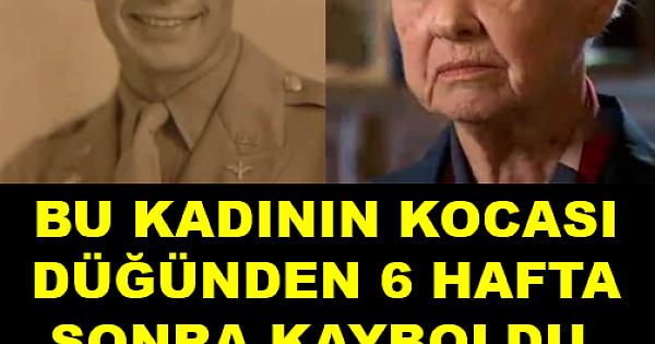 Bu Kadının Kocası Düğünden 6 Hafta Sonra Kayboldu, Gerçek 68 Yıl Sonra Açığa Çıktı