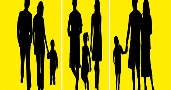 Resimlerden hangisi bir aileyi temsil etmiyor?