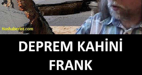Deprem kahini Frank Hoogerbeets'ten Türkiye'ye uyarı!