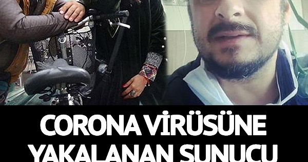 Corona virüsüne yakalanan sunucu Burak Akkul'dan yeni haber
