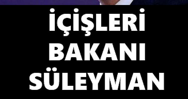İçişleri Bakanı Süleyman Soylu'dan OHAL açıklaması!