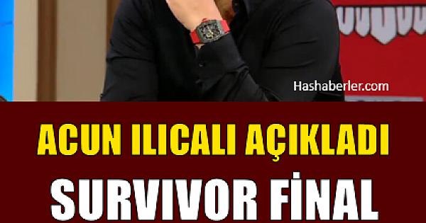 Survivor 2020 finali ne zaman ve nerede olacak? Acun Ilıcalı açıkladı! İşte Survivor final tarihi