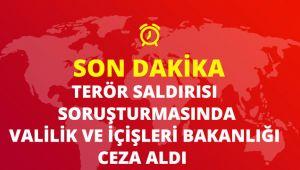 Ankara'daki Gar Patlaması ile ilgili karar çıktı