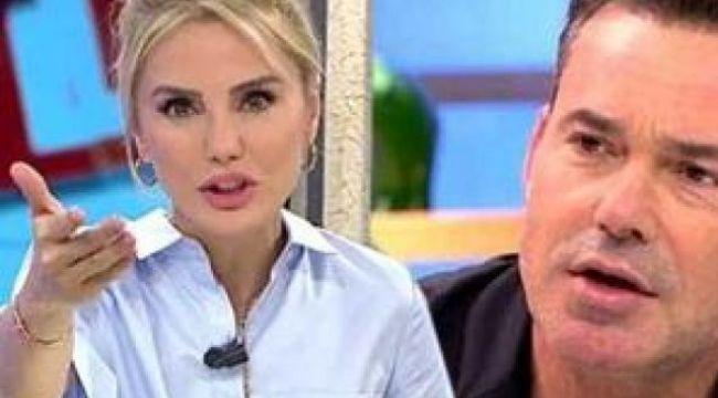 Ece Erken'den şok iddia: Murat Başoğlu silahla programı bastı