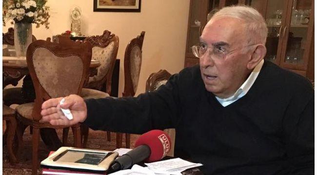 Emekli Orgeneral Necati Özgen'den dikkat çeken uyarı Hatay gider