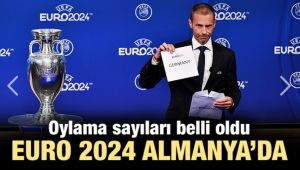 EURO 2024'ün neden bize verilmediğini açıkladı!