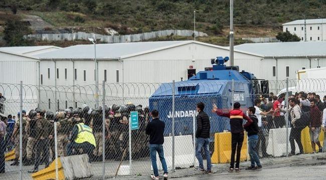 İnşaat-İş'ten flaş iddia: 'İşçileri dövüp eylemcileri soruyorlar'