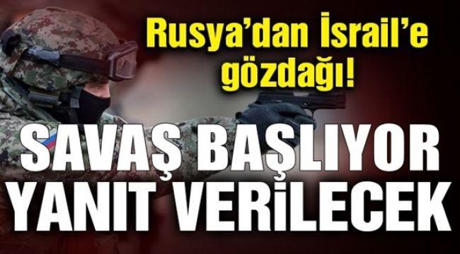 Rusya'dan Zehir Zemberek Karar! Düğmeye bastılar