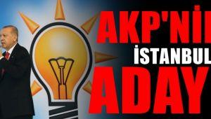 AKP'den İstanbul'a şaşırtan aday : Canlı Yayında Açıkladı
