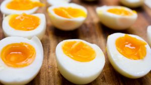 Haşlanmış Yumurta Diyeti ile 14 Günde 10 Kilo Vermek Mümkün