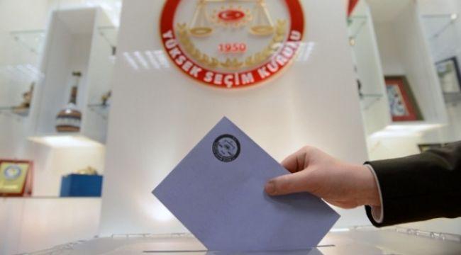 İşte yerel seçim öncesi ilk anket