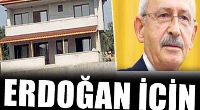Milliyet ortaya çıkardı! Kılıçdaroğlu villasını kaybetti