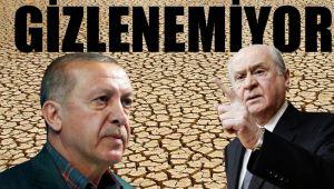 AKP - MHP ittifakında büyük çatlak: 3 il ayaklandı