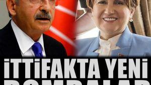 CHP üç ili daha İYİ Parti'ye bıraktı