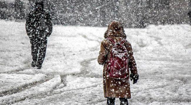 7 Ocak 2019 Tarihinde Kar Tatili Olan İller