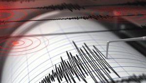Datça'da 4.8 büyüklüğünde deprem