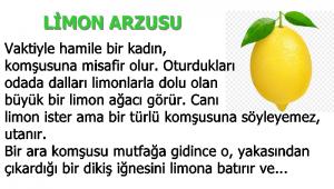 Limon Arzusu