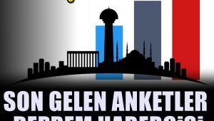 Ankara'da son anket: AKP'nin kalelerinde yangın