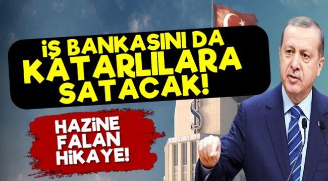 CHP'den flaş iddia: İş Bankası kredi için Katarlılara...