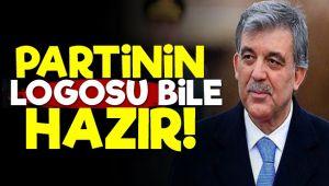 Gül'ün Partisinin Logosu Bile Hazır!