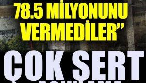 """""""İYİ Parti'nin 78.5 milyonunu vermediler"""""""