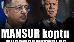 Ankara'da makas açılıyor: Mansur Yavaş anketleri patlatıyor!