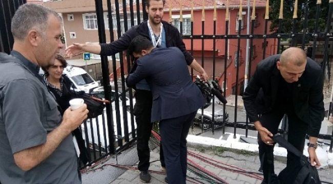 Erdoğan'ın oy kullanacağı okulda yurttaşlar tek tek arandı