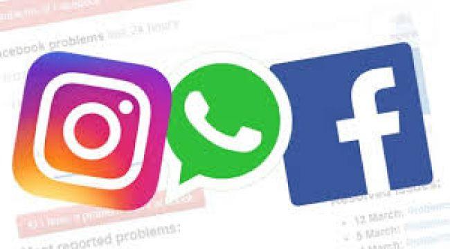 Facebook, Instagram ve Whatsapp'ın sorun yaşama nedeni belli oldu mu?