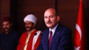 Soylu: Topu Erdoğan'a verin de Kılıçdaroğlu'nun kalesine doksana çaksın