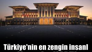 Türkiye'nin en zengini Saray'ın müteahhidi Oldu