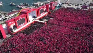 Yenikapı mitingine kaç kişi katıldı?