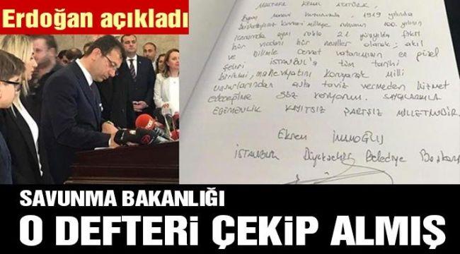 Erdoğan'dan İmamoğlu'na: Böyle bir şeye hakkın yok