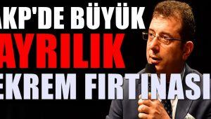 AKP'de görüş ayrılığı:
