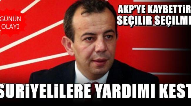 AKP'den Başkanlığı Devralan CHP'li Başkanı'nın ilk talimatı