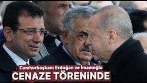 Erdoğan'dan ekrem imamoğlu'na büyük saygısızlık elini sıkmadı