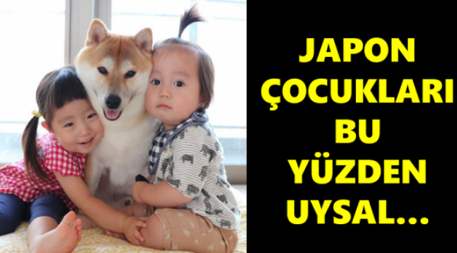 Japon Çocuklarının Uysal Olma Nedenleri