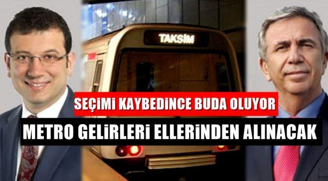 AKP'den Ankara İstanbul Hamlesi ! Gelirlere tırpan