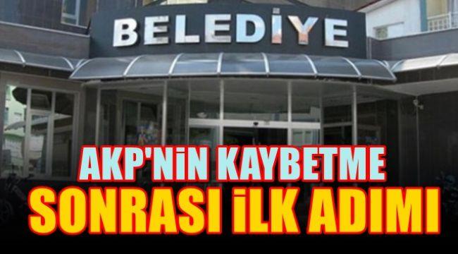AKP'den Büyükşehir Belediyeleri'nin yetkilerine tırpan