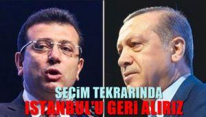 AKP'den yeni Seçim Planı