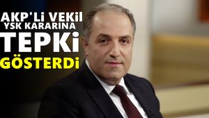 AKP'li vekil : Tuttuğumuz oruç bizi kurtarmayabilir
