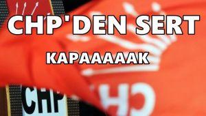 CHP'den Binali Yıldırım'a 'çaldınız' yanıtı