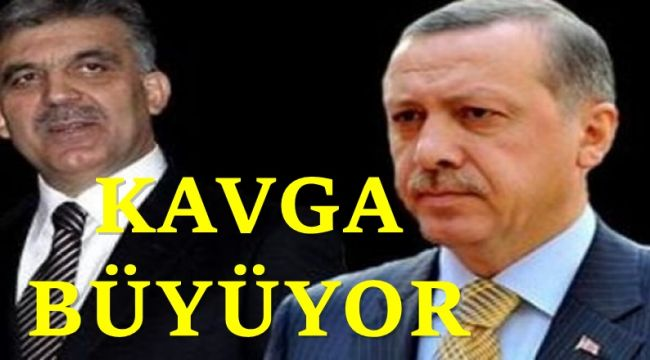 Abdullah Gül'den Erdoğan'ı kızdıracak hamle