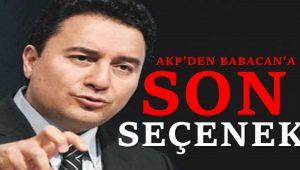 AKP'den Ali Babacan'a karşı atak