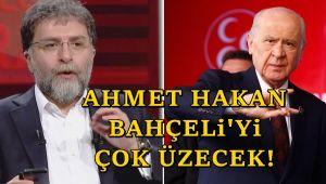Bahçeli'ye rağmen Ahmet Hakan gidici bakanları duyurdu