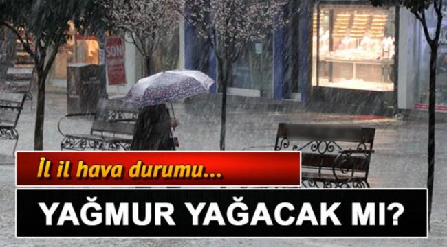 Yarın (15 Ocak) hava nasıl olacak, yağmur yağacak mı? Türkiye geneli il il hava durumu