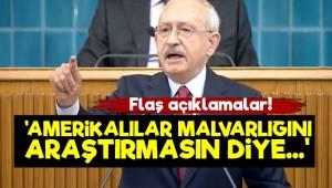 'Erdoğan Malvarlığı Araştırılmasın Diye...'