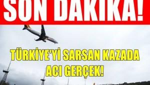 PİLOTUN İFADESİ KULEYİ ZORA SOKACAK!