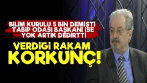 Ankara Tabip Odası'ndan Korkunç Rakam!